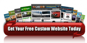 Click here to get your very own Free Custom Website