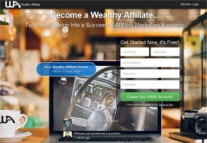 Create a Free Wealthy Affiliate Account