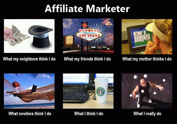 What Affiliate Marketers Really Do