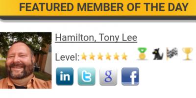 IBOsocial Tony Lee Hamilton