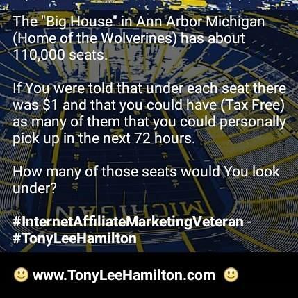 Big House - Ann Arbor, Michigan
