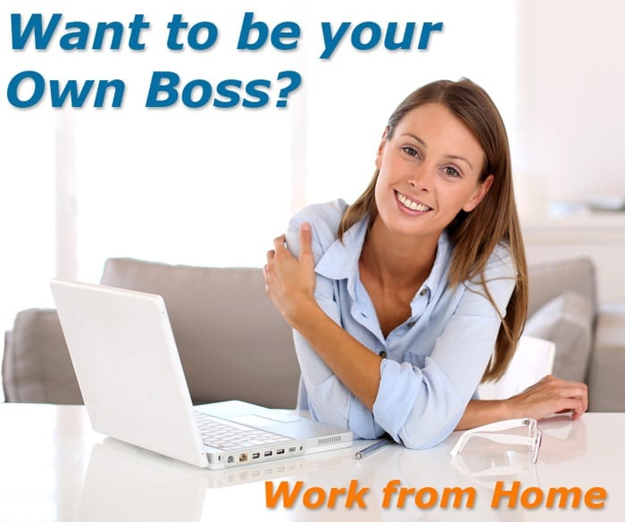 Blog about what You love and be your own boss