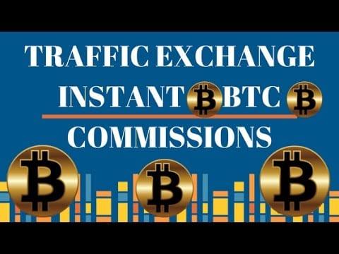 Bitcoin Traffic Exchange