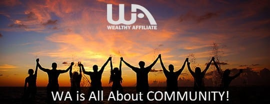 Wealthy Affiliate #1 Affiliate Business Community