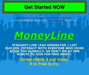 Start your Global Money Line for Free