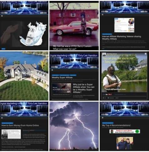 IGtv Instagram Tony Lee Hamilton Digital Marketing Veteran Crushing it 10X