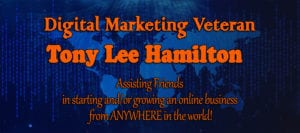Tony Lee Hamilton Header Image