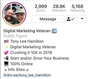 Digital Marketing Veeran Crushing it 10X