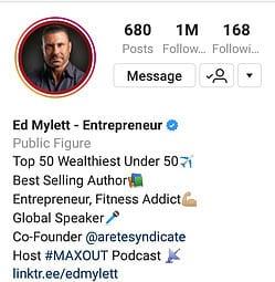 Ed Mylett Maxout