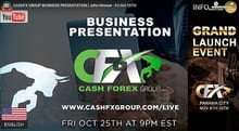 Cash FX Live Event Business presentation