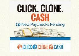 click Clone Cash Scam Review