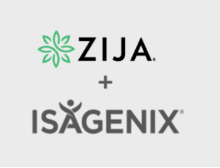 Zija acquired by Isagenix